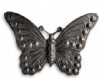 Vintaj 40x30mm Marcasite Butterfly Decorivet