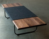 Modern Coffee Table (charcoal)