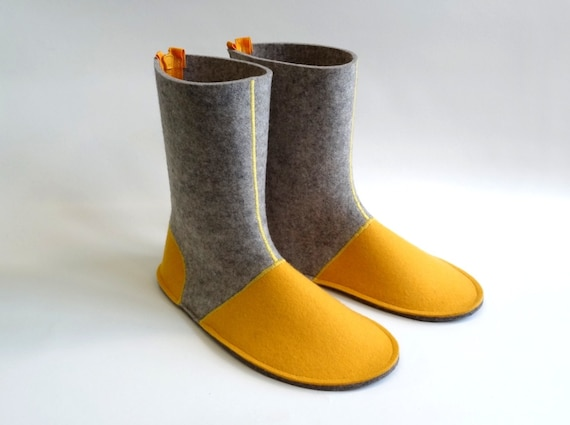Felt Boots (Create-Yourself)