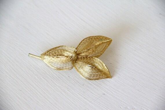 Gold Leaf Jewelry Jewelry ◅ ▻ Spun Gold
