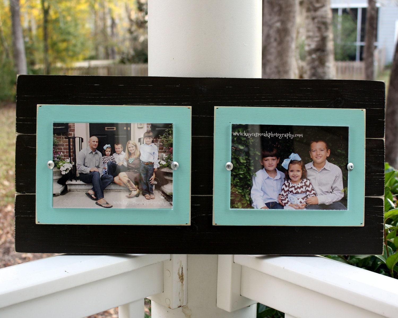 sold by westashleywallart - Double 5x7 Frame