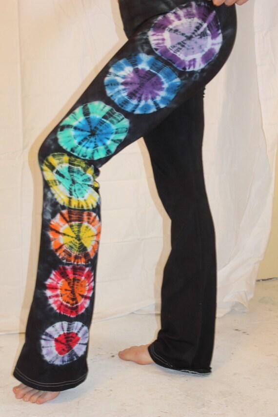 Vibrant Chakra Yoga Pants