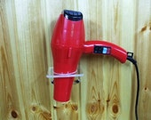 Bathroom Hair Dryer Holder Stand Display