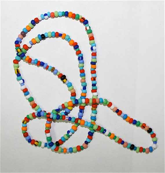 cinco jewelry glass seed bead handmade cinco de mayo by 7867