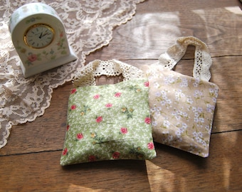 French Lavender Bags/Sachet - Set of two