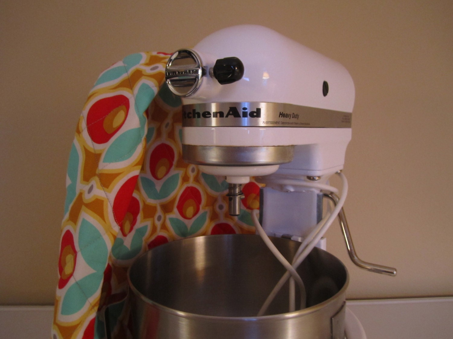Quilted Kitchen Aid Mixer Cover Primrose In By Thequiltedtulip