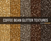 80% OFF SALE Brown Glitter, Digital Papers, Glitter Digital, Glitter Papers, Glitter Textures, Glitter Backgrounds, Digital Glitter