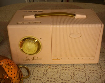 SALE......Vintage Pink Lady Sunbeam Hair and Nail Dryer, Retro,Shabby chic,Collectible