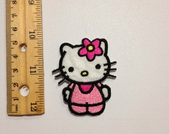 Hello Kitty Appliqué Patch