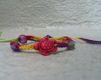 Colorful Turtle Bracelets