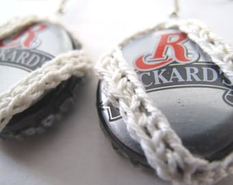 "Bottlecaps Collection - Rickard's ""Beerrings"""