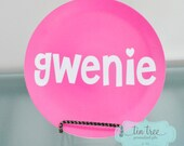 Personalized Plate - Color - Personalized Kids Plate