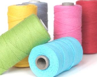 Colourful Cotton Twine