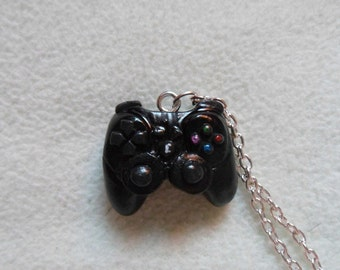 Play station controller necklace