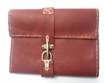 Refillable Leather Journal Case, Custom Leather Journal, Handmade Diary Holder,Note Book
