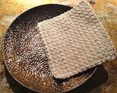 Cobblestone Crochet Dishcloth PDF Pattern                                                            permission to sell finished dishcloths