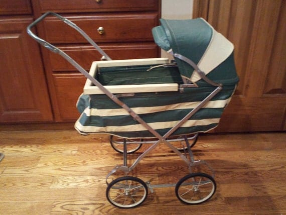 Reserved Do Not Buy Vintage Baby Doll Carriage Buggy