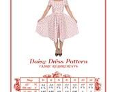 ELIZA M   Daisy pattern- UK 10-18