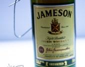 Jameson Christmas Ornament-- Jameson Irish Whisky Themed Christmas Tree Ornament.