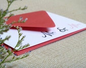 Wedding Stationery, Thank You Note Cards