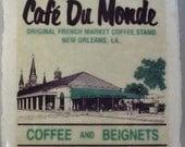 Cafe du Monde Coaster New Orleans