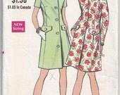 Vogue 7738 Coat Dress Size 14 (on sale )