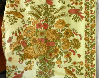 "Vintage ""Windermere"" Fabric from the Greenbrook Collection by Greeff, Two Yards"