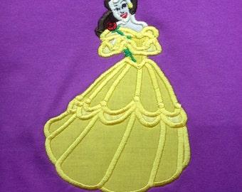 Disney Princess Belle Applique Shirt