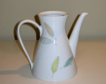Vintage Rosenthal Selb Porcelain Coffee Pot - from Bavaria Germany