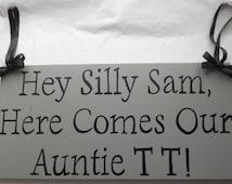XL Custom Wedding Aisle Sign