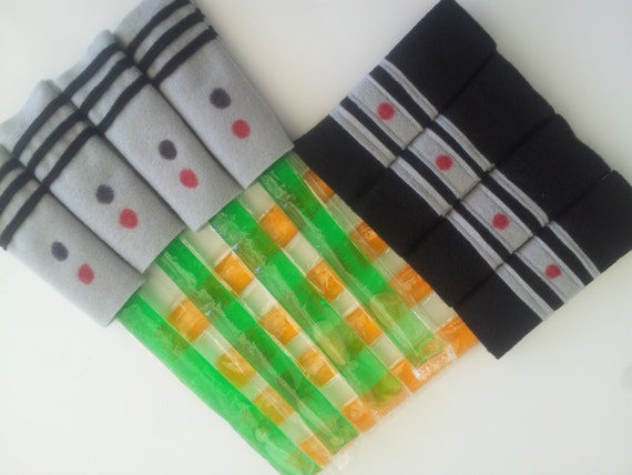 custom Listing 30 cozies, cookie cutter sets and star wars banner