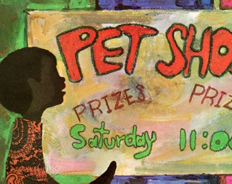 Pet Show by Ezra Jack Keats