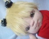 Cloth Baby doll CUSTOM ORDER