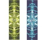 Matrix bracelet - PDF pattern
