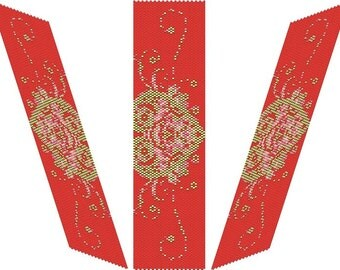BAROQUE Bracelet - PDF pattern