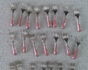Metal Forks for Dollhouse