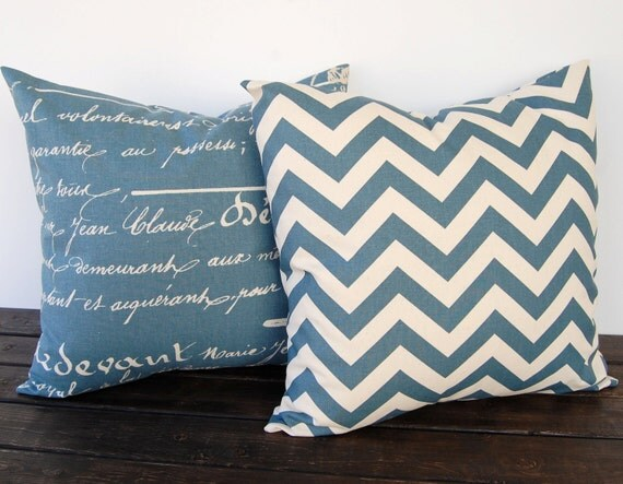 20 Inch Throw Pillow Covers : Throw pillow covers 20 x 20 inches pair of two by ThePillowPeople