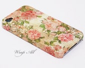 Vintage Roses iPhone case iPhone SE case iPhone 6S case iPhone 6 case iPhone 6S Plus case iPhone 6 Plus case iPhone 5S case iPhone 4S case