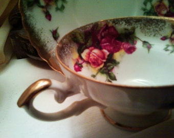 SALE Royal Sealy Cup and Saucer