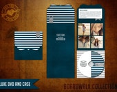 Boardwalk Luxe DVD and Case