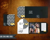 Betty Luxe DVD and Case
