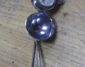 Sputnik-Space Age Inspired Swiss Watch