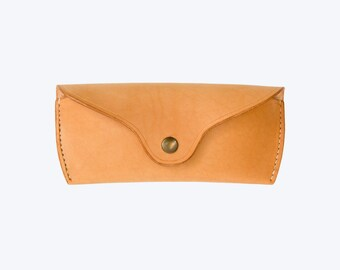 No. 8 - Eyewear Case, Natural