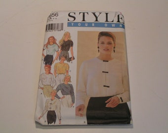 Style Your Own Pattern 2656 Blouse