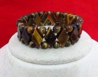 Vintage Tigereye Bracelet