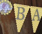 Baby Shower Banner, Baby Shower Decorations