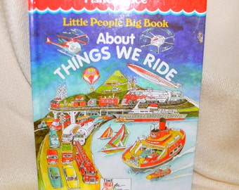 Fisher-Price Little People Big Book