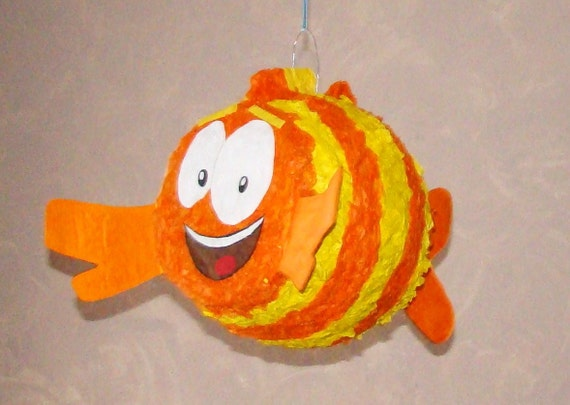Unavailable listing on etsy for Bubble guppies fish