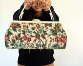 Gorgeous Floral Vintage Handbag