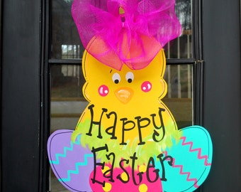 Easter Wreath Door Hanger Decorations